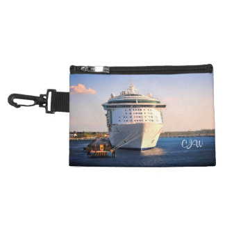 Independence at Cozumel Monogrammed Accessories Bag