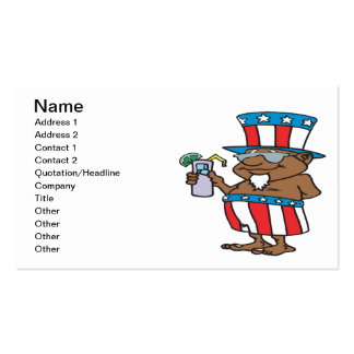 Independence Double-Sided Standard Business Cards (Pack Of 100)