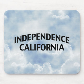 Independence California Mouse Pad