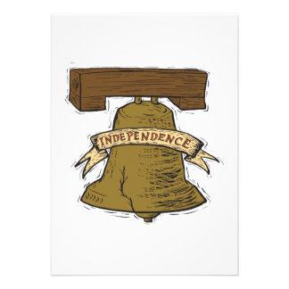 Independence Custom Invitations