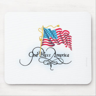 independence day 4 july mouse pad