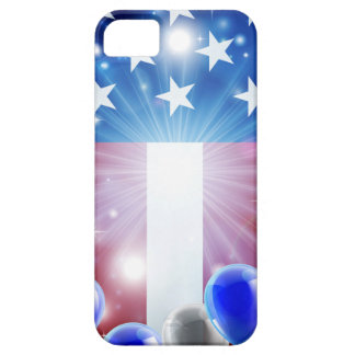Independence Day 4th of July Concept iPhone 5 Case