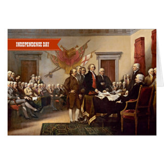 Independence Day, 4th of July Greeting Cards