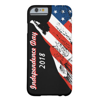 Independence Day American Eagle 2018 Barely There iPhone 6 Case