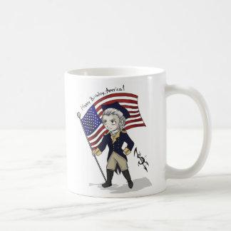 Independence_Day Basic White Mug