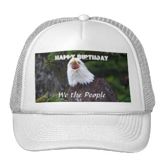 Independence Day Cap