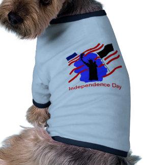 Independence Day Pet Shirt