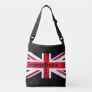 Independence Day for United Kingdom Crossbody Bag