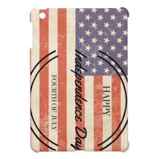 Independence Day - Happy 4th (fourth) July Case For The iPad Mini