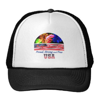 Independence Day Hats