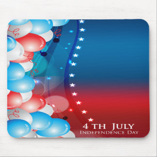 Independence Day July 4 (6) Mousepad