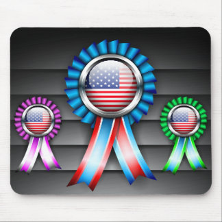 Independence Day July 4th (2) Mousepad