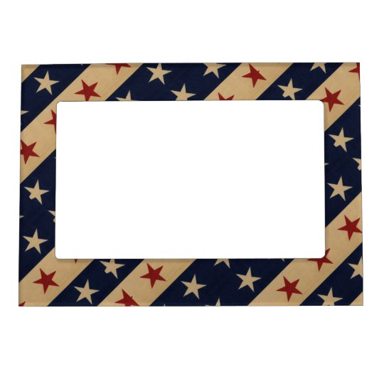 Independence Day Magnetic Frames