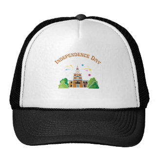 Independence Day Mesh Hat