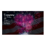 Independence Day Pack Of Standard Business Cards