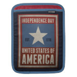 Independence Day Sleeve For iPads