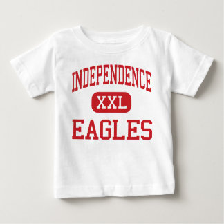 Independence - Eagles - Middle - Virginia Beach Baby T-Shirt