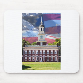 Independence Hall Mouse Pad