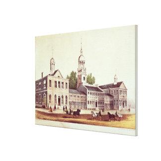 Independence Hall, Philadelphia Canvas Print