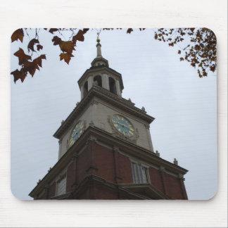 Independence Hall Philadelphia Mouse Pad
