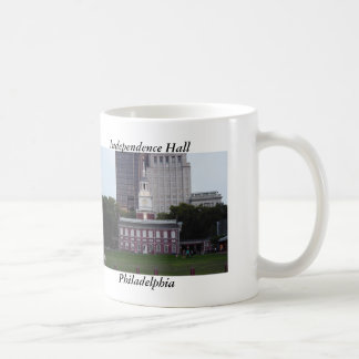 Independence Hall Philadelphia Mug