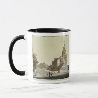 Independence Hall, Philadelphia, Pennsylvania, fro Mug