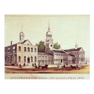 Independence Hall, Philadelphia Postcard