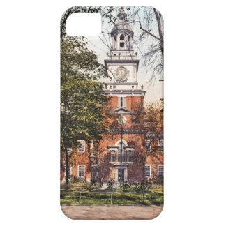 Independence Hall Vintage Philly Pensylvania Case For The iPhone 5