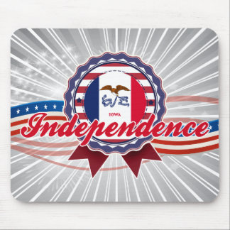Independence, IA Mousepad