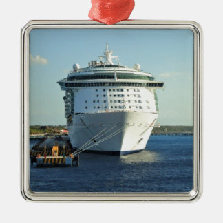 Independence in Cozumel Custom Photo Ornament
