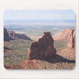Independence Monument Mouse Pads