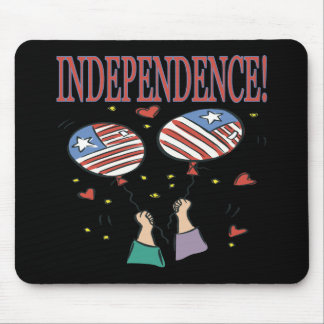 Independence Mousemat