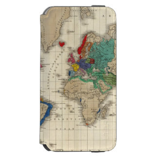 Independence of The United States 1783 AD Incipio Watson™ iPhone 6 Wallet Case
