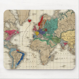 Independence of The United States 1783 AD Mouse Mat