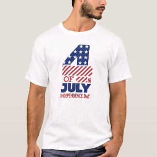 Independence Rules July 4th T-Shirt