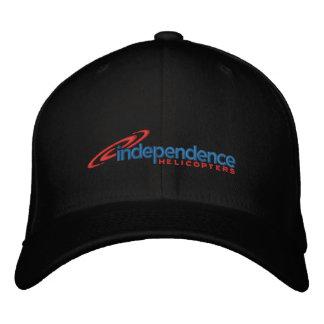 IndependenceHelicopter_RGB Baseball Cap