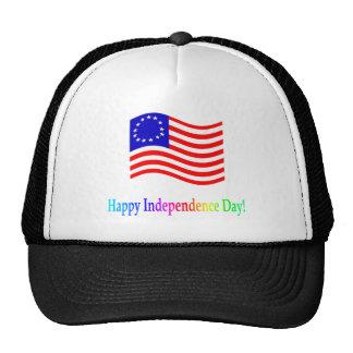 Independencewavyflag1r2, enlarged.png trucker hats
