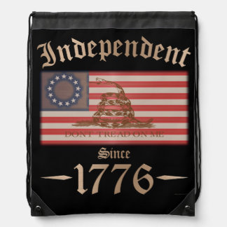 Independent Drawstring Bag
