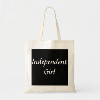 Independent Girl tote