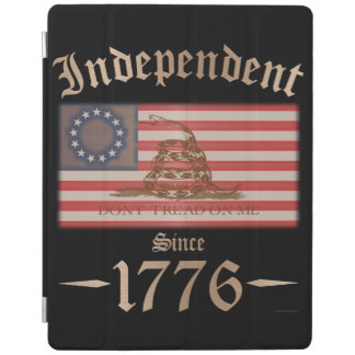 Independent iPad Cover