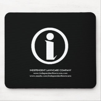 independent lawncare company mouse pad