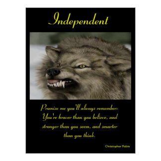Independent Posters Animal 30