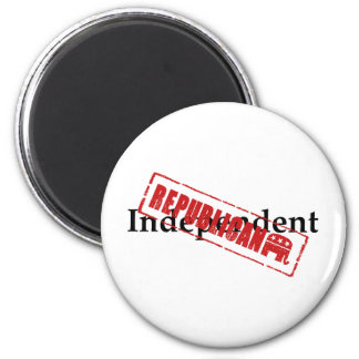 Independent REPUBLICAN Refrigerator Magnets