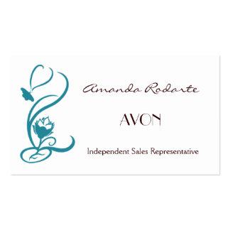 Independent Sales Representative , Amanda Rodarte Pack Of Standard Business Cards