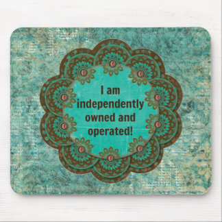 Independently Owned Mouse Pad