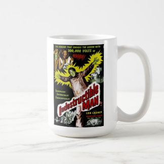 Indestructible Man Mug