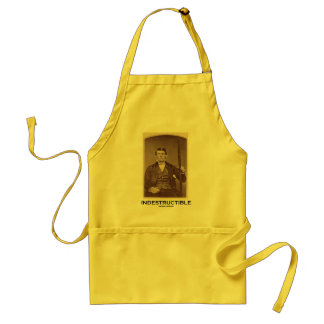 Indestructible (Phineas Gage) Aprons