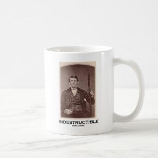 Indestructible (Phineas Gauge) Basic White Mug