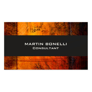 Indestructible Yellow Abstract Grey Plain Clean Pack Of Standard Business Cards