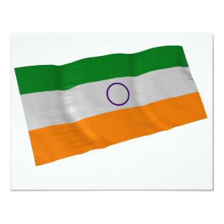 india 11 cm x 14 cm invitation card